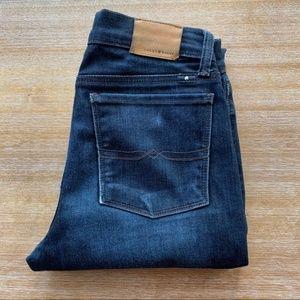 Lucky Brand Dark Wash Brooke Skinny Jeans Size 2